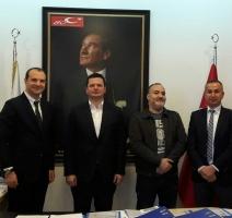 Kadıköy Belediye Başkan Yardımcısı Başar Beyi Ziyaretimiz